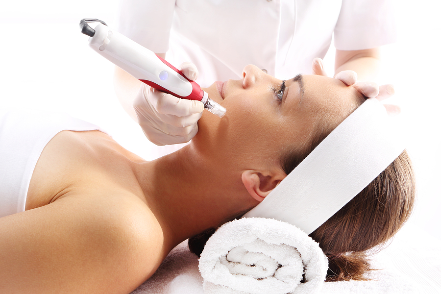 Microneedling Procedure Redlands